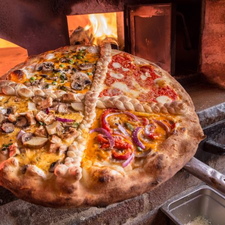 Revolving brick oven fast casual success