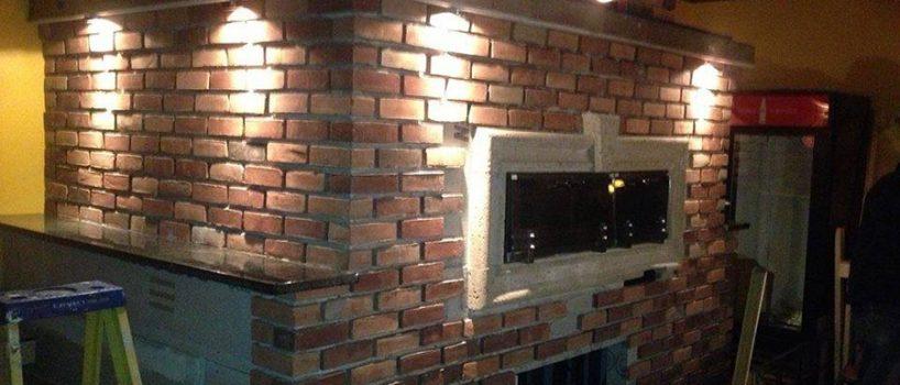 The Fire Sgow series Revolving Brick Oven