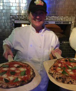 Neapolitan Pizz Student