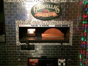 Revolving Brick Oven at Pizzza School