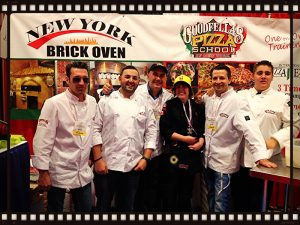 Brick Oven Pizza School
