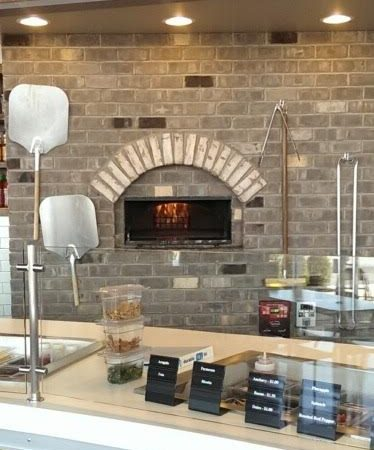 New York Brick Oven Co.  Wood-fired Brick Oven