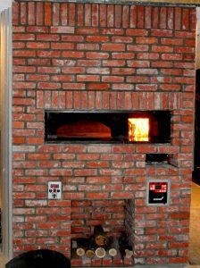 Commercial Pizza Brick Ovens