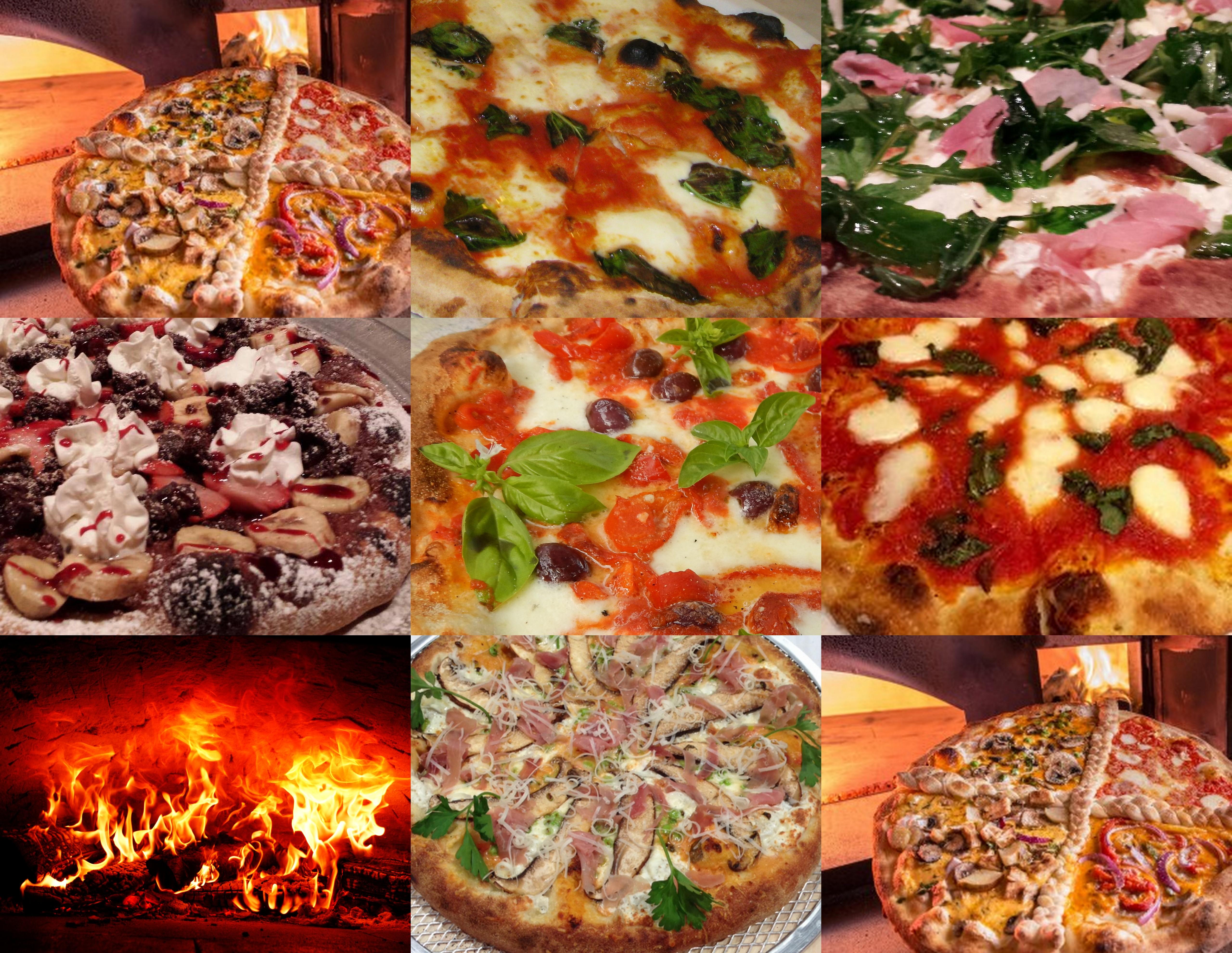 Perfect Brick Oven Pizza