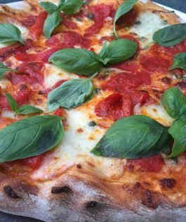 Revoving Brick Oven Fast Casual