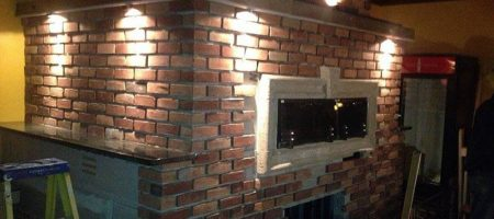 The Fire Sgow series Revolving Brick Oven