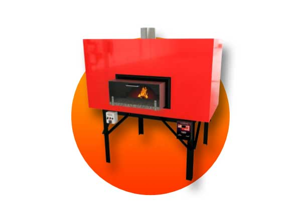 Commercial Brick Oven