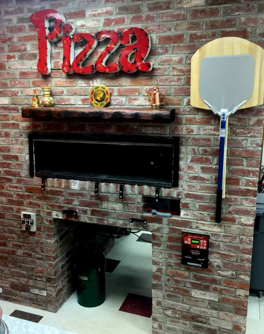 Pizza Brick Oven