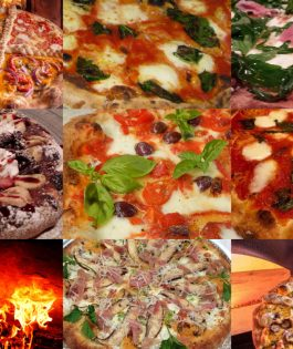 New York Brick Oven Pizza!
