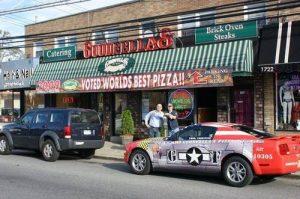 Goodfella's Captain America Mustang