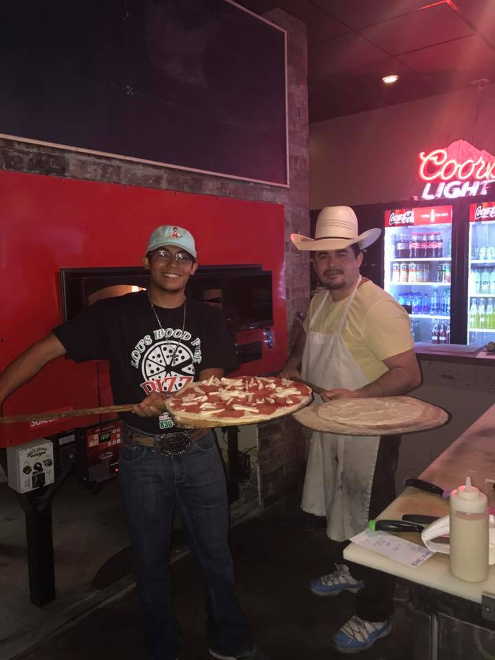 Big Lou's Wood Fired Pizza