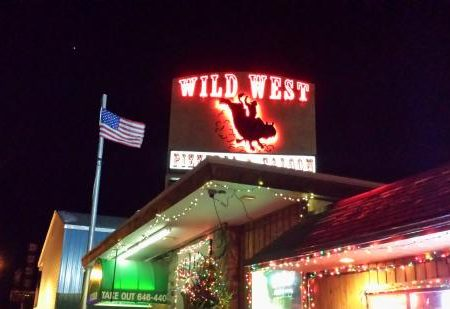 Wild West Pizza