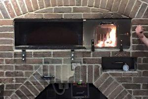 Commercial Revolving Brick Ovens