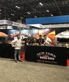 Revolving Brick Oven Creations