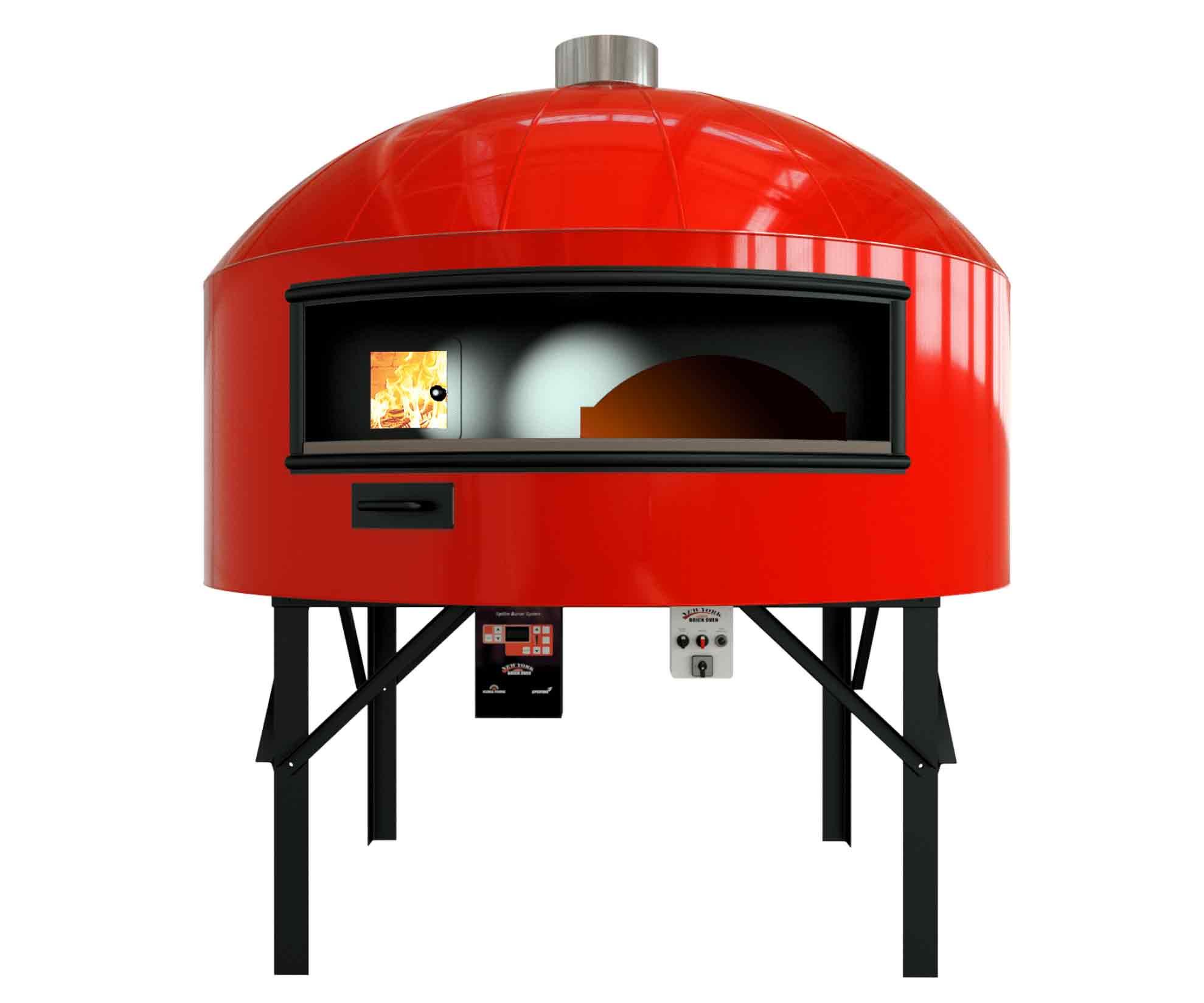Rotating Pizza Oven Commercial
