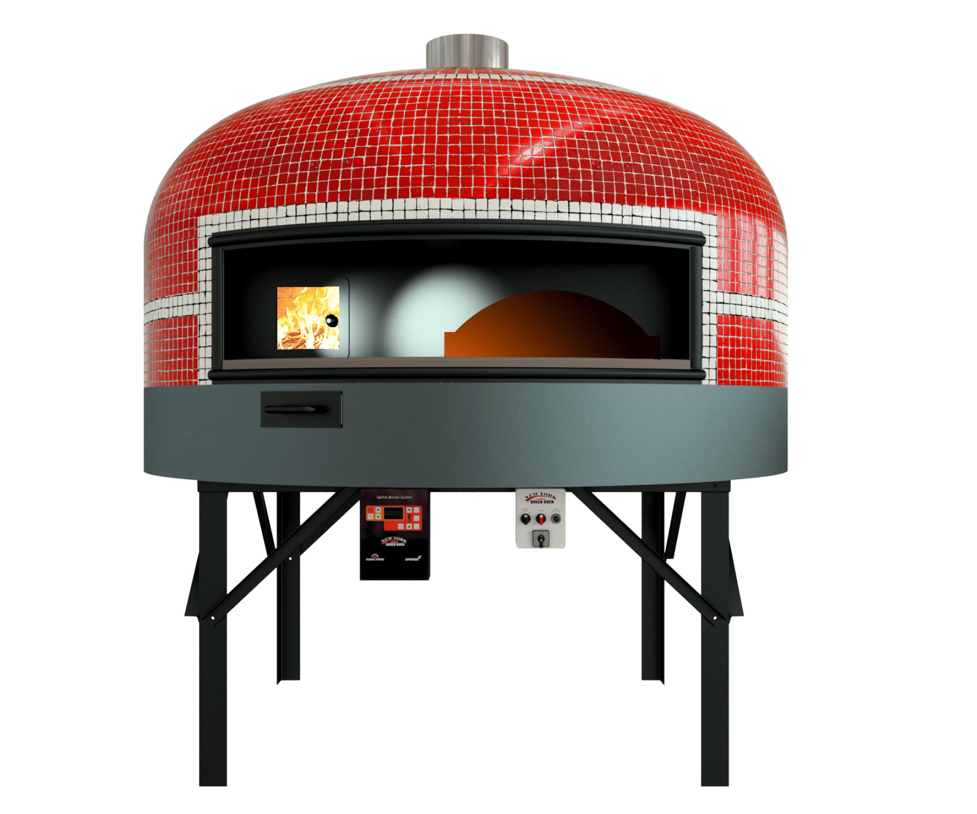 Revolving Pizza Oven