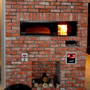 Revolving brick oven Kanasas