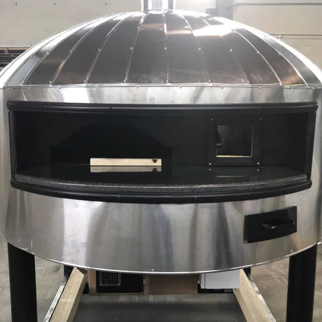 Round Oven Steel New 2019