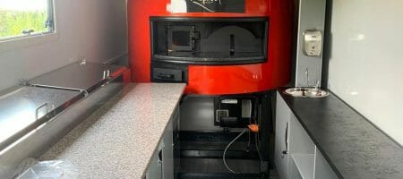 mobile brick ovens