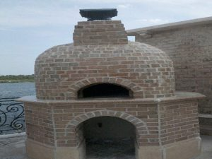 We build custom brick ovens! We can build them any way you like them. Wood-fired Brick Ovens, Gas Fired Brick Ovens or Coal.